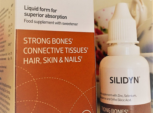 Silidyn silicon supplement, 8 week trial results!