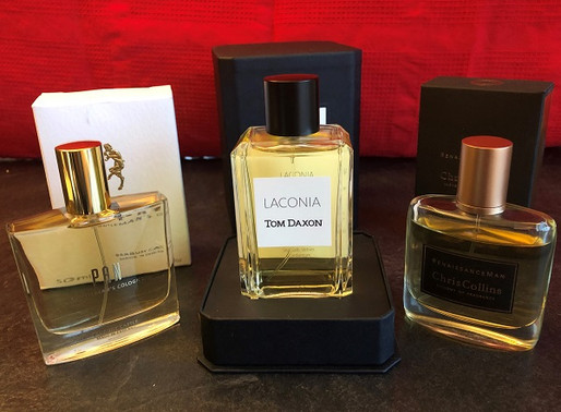 3 Perfumes for Father's Day