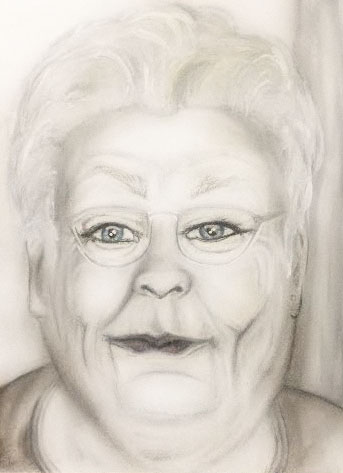 Kansas City Artist, Rebekah Ferreri,