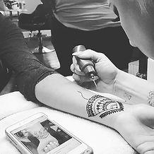 KC Henna Artist Rebekah Ferreri