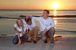 Family vaction photography