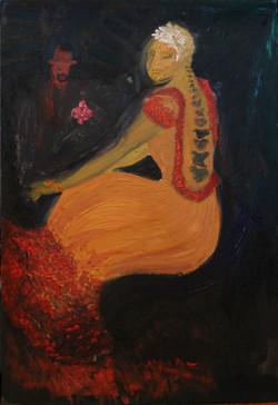 Oil Painting, Kansas City Artist