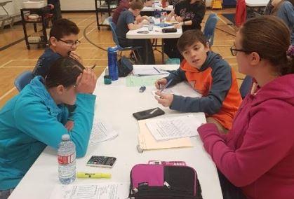 Math & Science Olympics