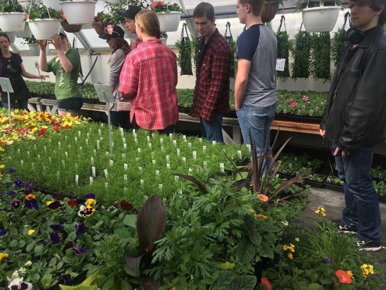 Owlseye Greenhouse Tour