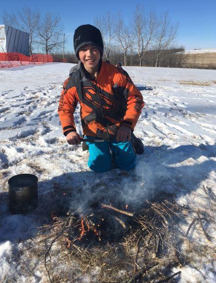 Mukluk - Water Boiling Challenge