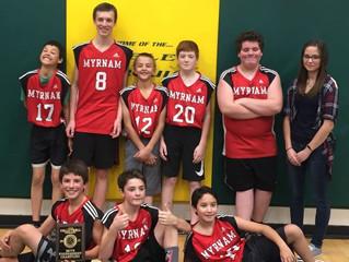 Tournament Champions!