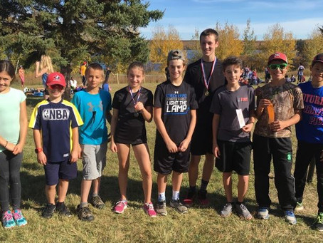 2017 Cross Country Results