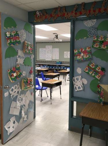 Grade 2 - 1st Place Door