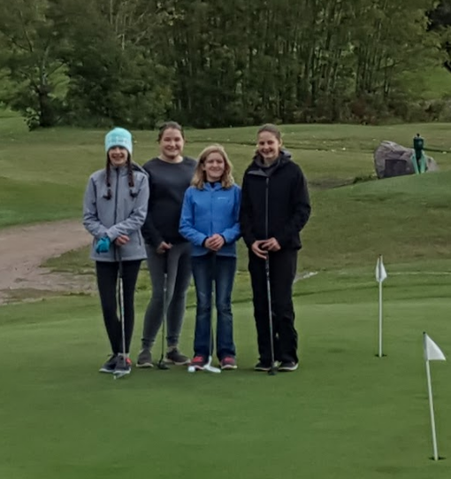 Jr Girls Golf