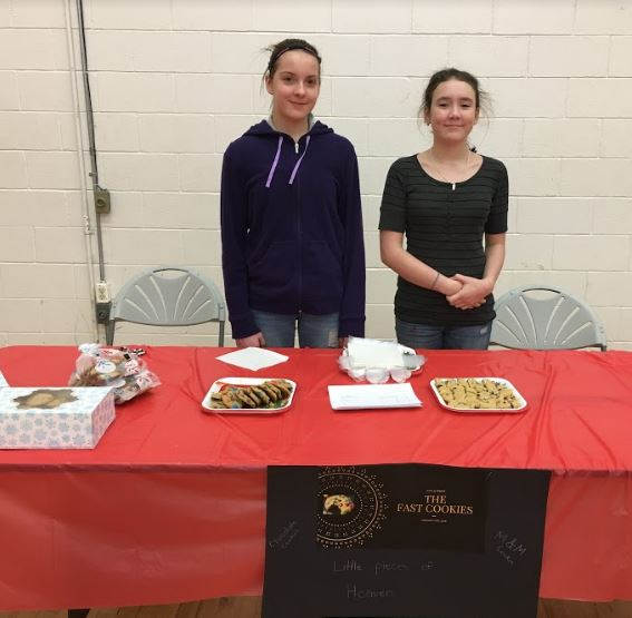 Fast Cookies by Paris & Ava