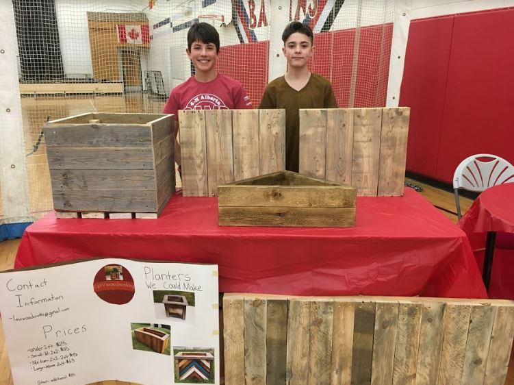 LAW Woodworking by Lucas & Wyatt
