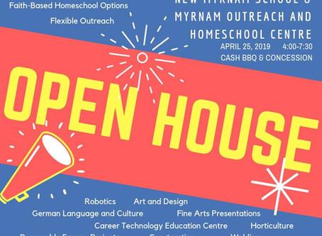 2019 Open House!