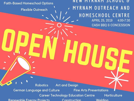2019 Open House!
