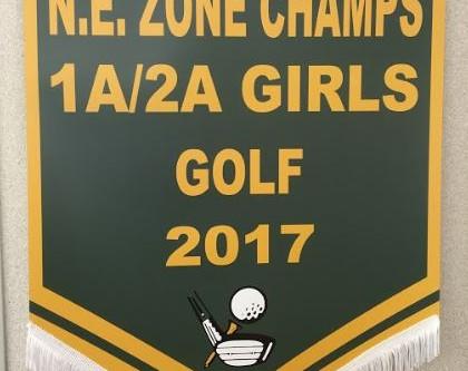 2017 Golf Results