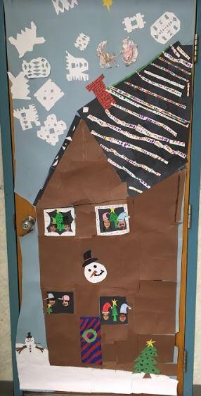 Grade 5 - 2nd Place Door
