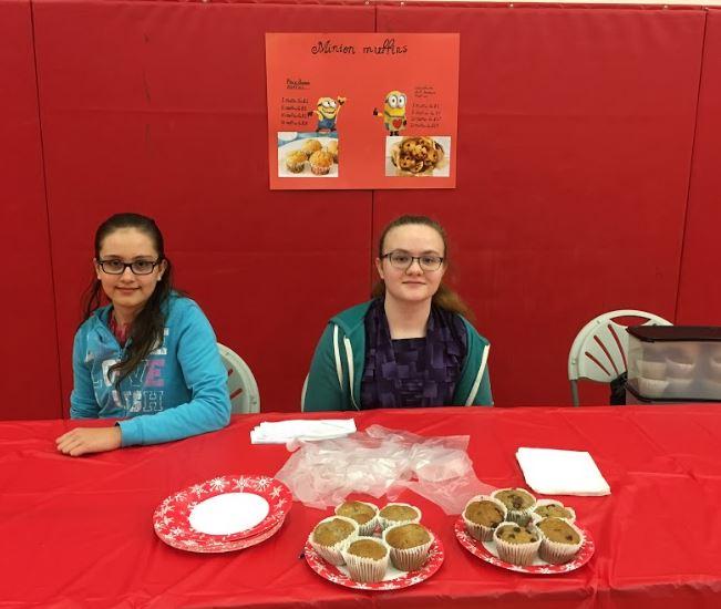 Minion Muffins by Trudy & Maria