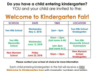 Kindergarten Kids, Are You Ready?