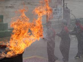 Selak treina funcionários na Prevenção de Incêndio e Primeiros Socorros