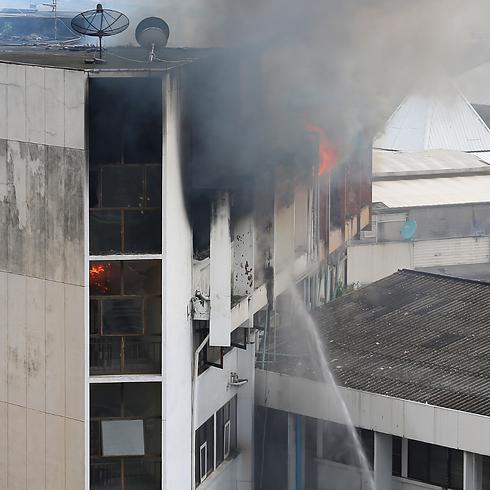 Firelak Proteção Passiva contra incêndio