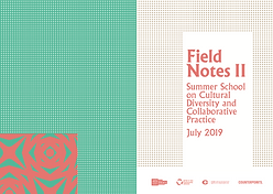 Field Notes II documents the second Summ