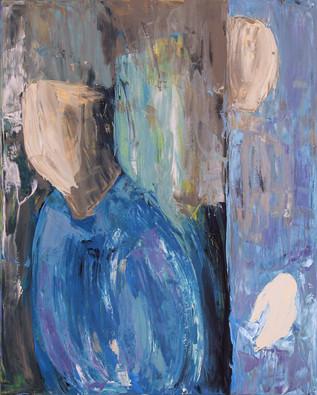 Acrylic on Canvas, 100x80 cm, 2019