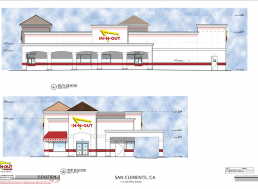 San Clemente In-N-Out | What's Going On?