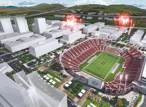 SD City Council Approves Sale of Mission Valley Stadium to SDSU