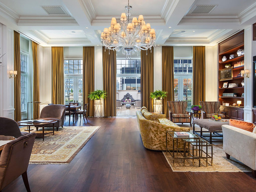 One New York Hotel is Converting Its Rooms Into Flex Space