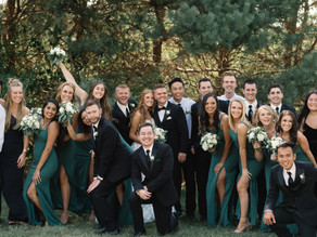 Wrapped: The Chicchelly Wedding