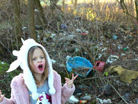 Otpad će nas ugušiti, kad ćemo početi brinuti o svojoj šumi?