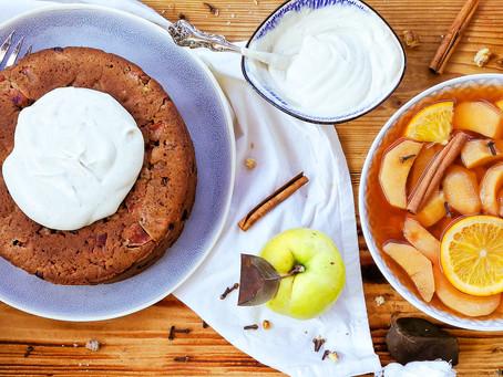 Mirisni jesenski kolač od dunje