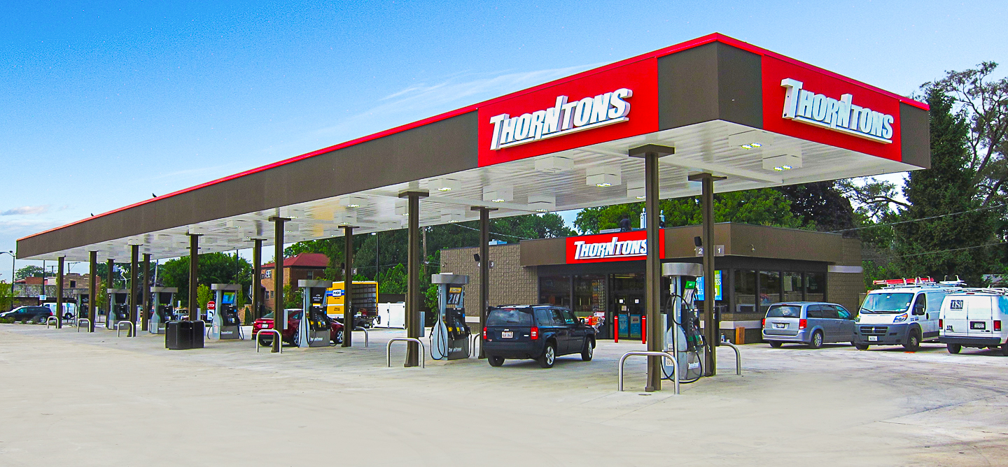 Thorntons Fuel Station