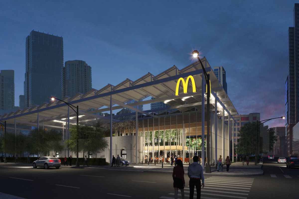 McDonald's Flagship Chicago