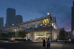 McDonald's Flagship Chicago
