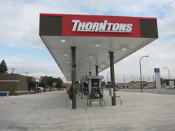 Thornton's Fueling Station