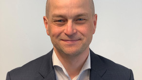 Eivind Henriksen, ny prosjektleder i EBS