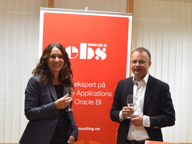 EBS Consulting går live med Oracle ERP Cloud
