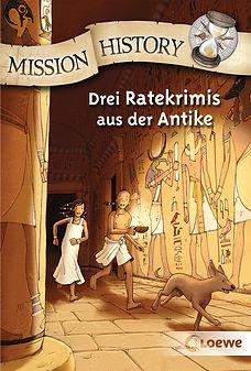 Mission History Drei Ratekrimis aus der