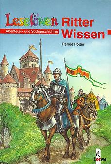 Leselöwen Ritter-Wissen