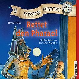 Hörbuch Rettet Pharao