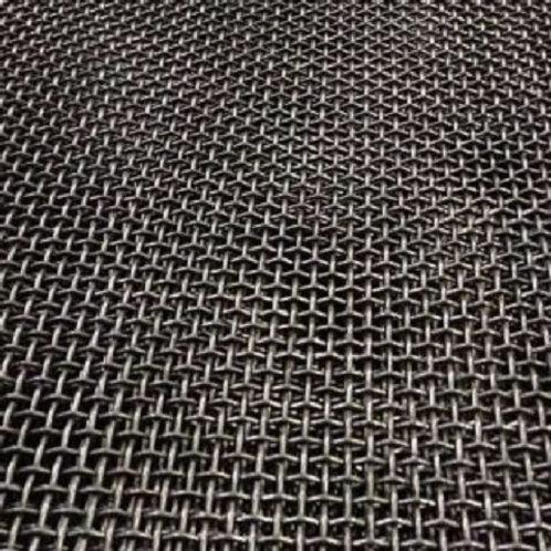 Сито грохота, Сетка рифленая 9х9х4 ГОСТ 3306-88