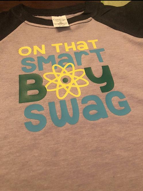 Smart Boy Swag T