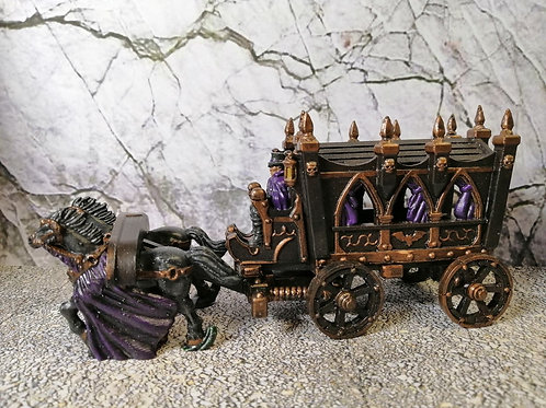 Prepainted Coach Of Darkness