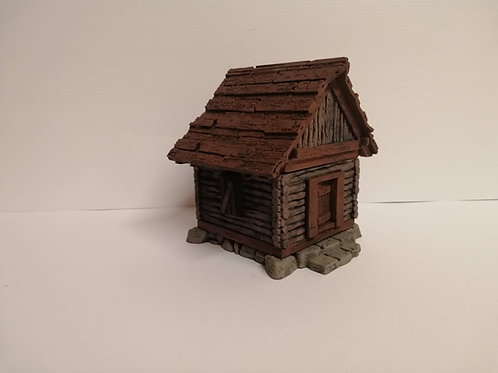House 04 - PLA - painted