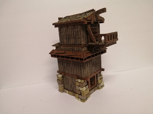 House 03 - PLA - painted