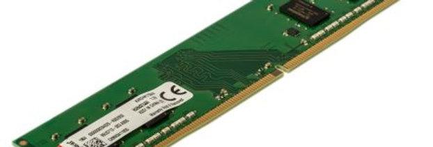 Memoria Ram Kingston de 8GB DDR4 2400Mhz para Desktop