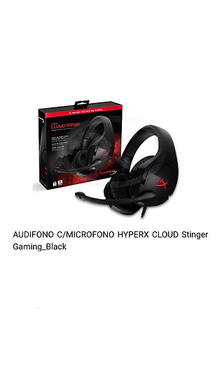 Headset -Gamer - HYPER CLOUD