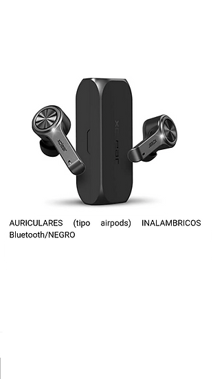 Auriculares inalambricos Xclear