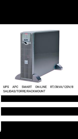 UPS APC SMart on Line 3KVA