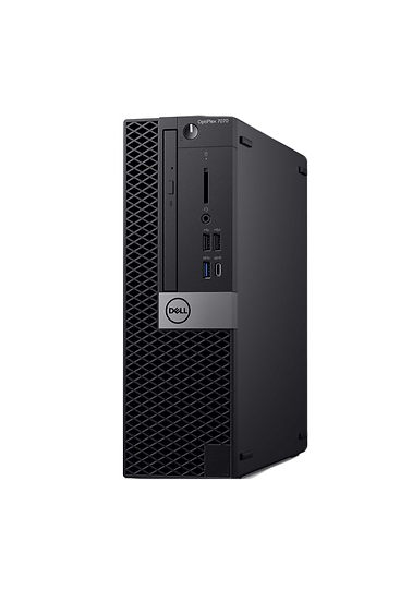 CPU Dell Optiplex 7070 SFF - i7 9th - 8GB Ram - 1TB